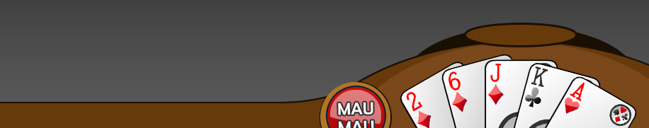 how to play mau mau